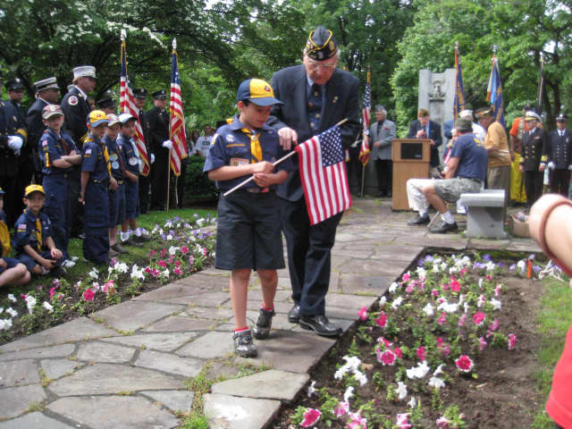 Tarrytown, Sleepy Hollow and Irvington residents will celebrate Memorial Day this weekend.
