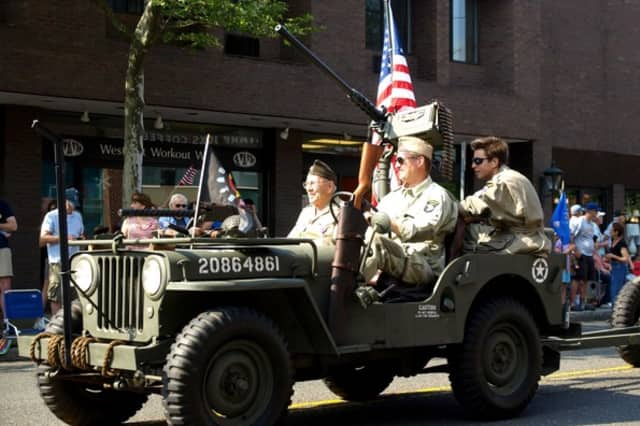 Don't miss Westport's annual Memorial Day parade and Memorial Service on Monday, May 30.