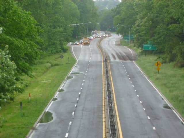 Work on the Saw Mill River Parkway will cause detours.