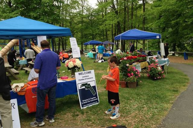 Lewisboro held its first annual Wellness Day.