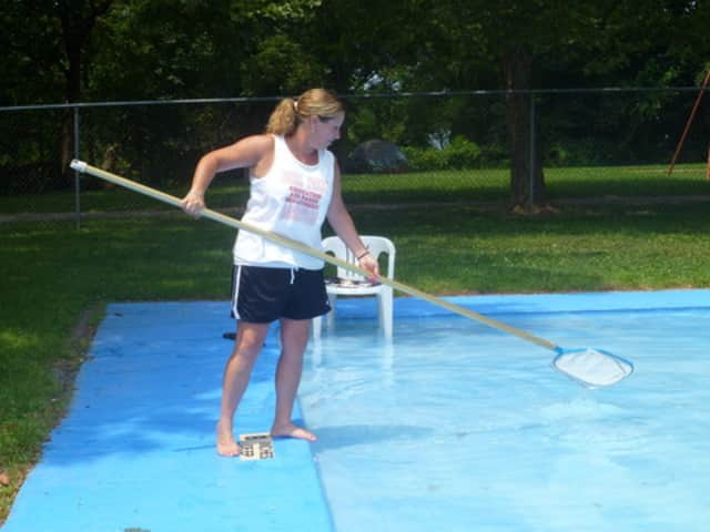 Dobbs Ferry's Memorial Park wading pool will be open for the Memorial Day weekend.