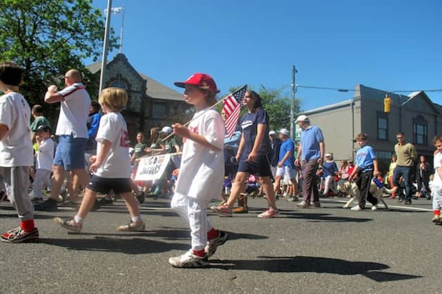 Ed Vebell has been named the Grand Marshal of the Memorial Day parade in Westport.