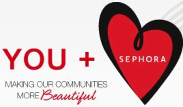 Sephora is teaming with the Junior League of Central Westchester.