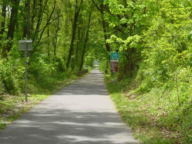 Westchester County Parks representatives said portions of the North County Trailway running through Yorktown will be closed until Friday.