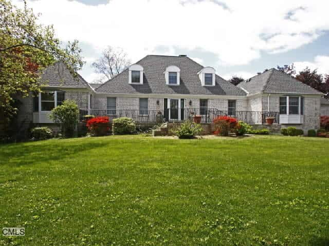 The home at 29 Middle Ridge Road in New Canaan recently sold for $1.69 million.