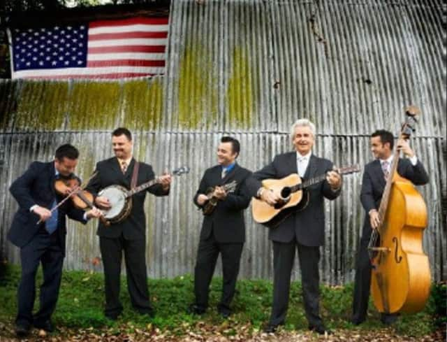 The Del McCoury Band will lead the American Roots Music Festival at the Caramoor on June 29.