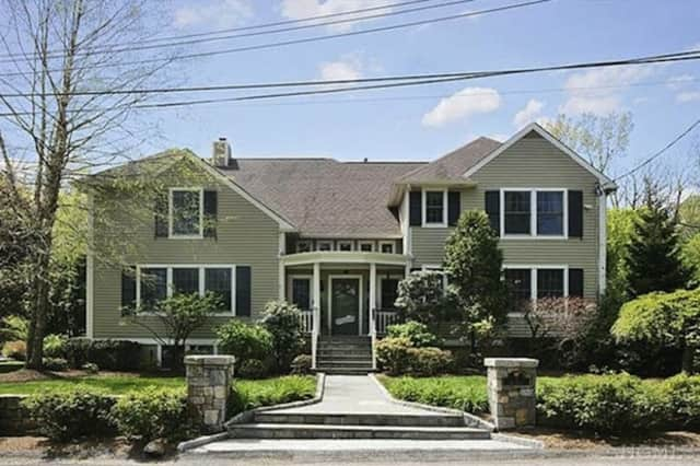 This home on Rye Road is one of several open houses in Port Chester this weekend. Open house is Sunday from 1 to 3 p.m.
