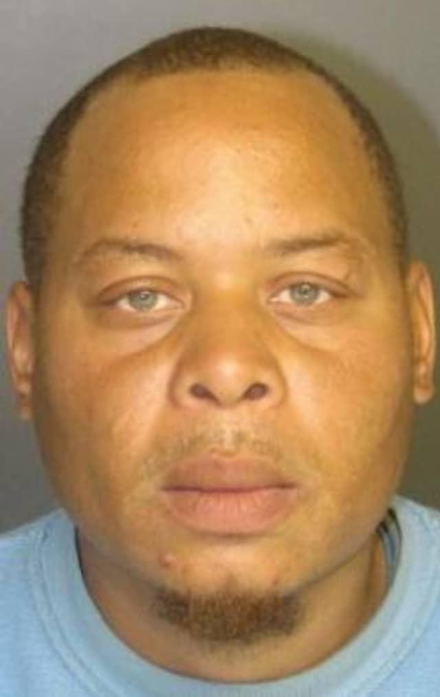 Maurice Yarborough was found with a handgun in Tuckahoe.