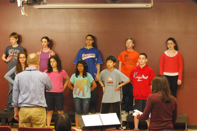 """Briarcliff Middle School presents their spring production of """"Honk Jr."""" this weekend."""