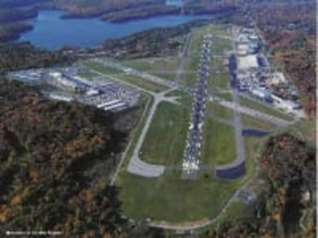 The Westchester County Airport  in Harrison could see upgrades to its terminal and taxiway.
