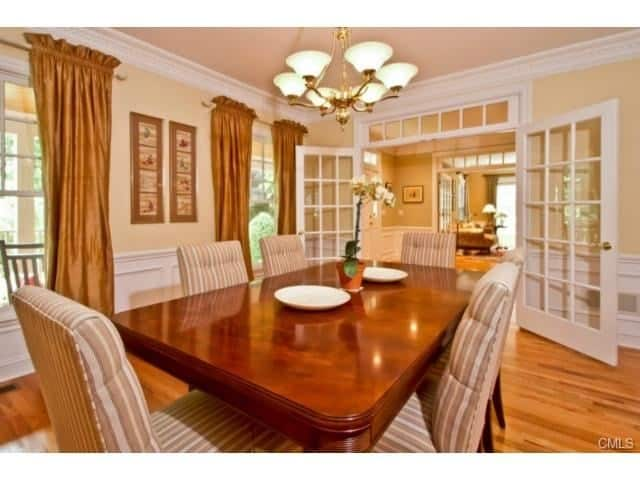 Take a tour of the home at 34 Skunk Lane in Wilton Sunday during an open house.
