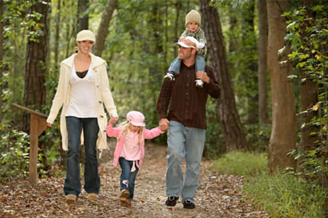 Wilton residents can enjoy trail walks around town this weekend during the state-wide celebration of National Trails Day.