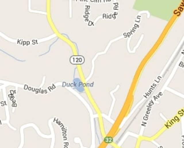 Quaker Road was closed between Kipp Street and Douglas Avenue Saturday for a crash investigation.
