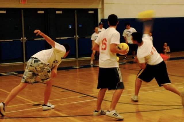 "Dobbs Ferry High will host ""Ballin' For Vets Dodge Ball Tournament"" to benefit military veterans on June 7."