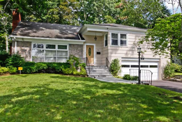 This Eastchester home is selling for more than $1 million.