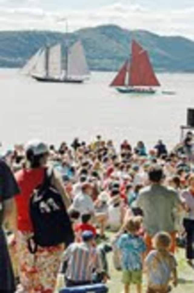 Clearwater's Great Hudson River Festival Revival (aka The Clearwater Festival) will be held June 15 and 16.