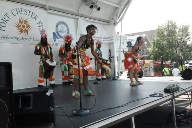 Port Chester Fest will feature musical performances from all around the world in a celebration of diversity.