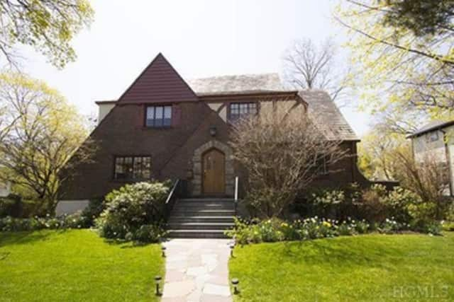 There is an open house from 12:30 to 3 p.m. Sunday for a 3,200-square-foot home built in 1927 on 24 Mayhew Ave.