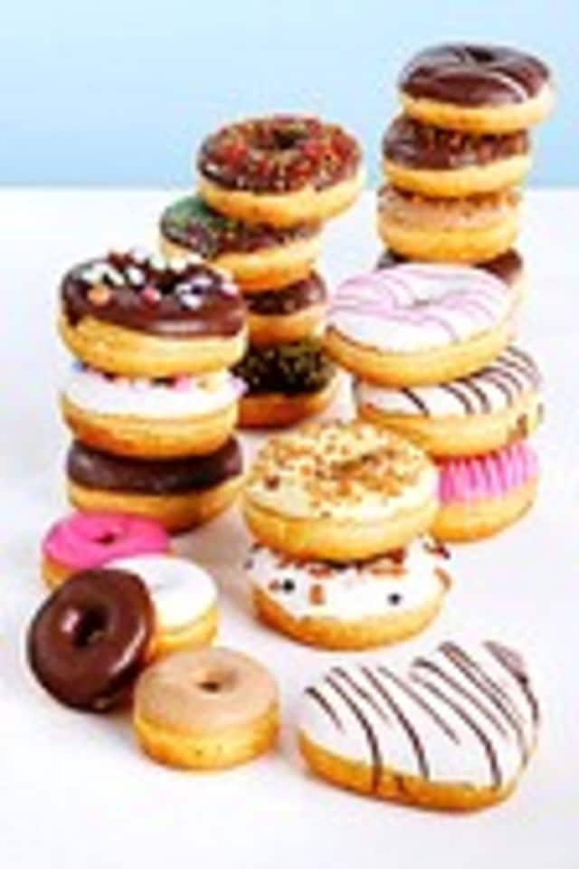 Get a free doughnut on National Doughnut Day