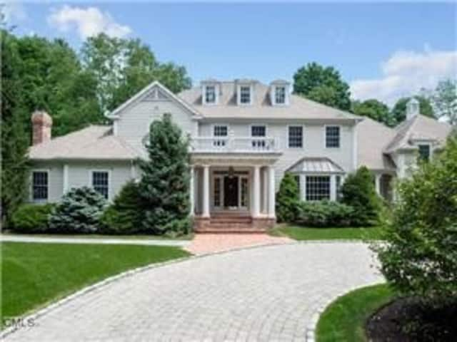 This house on Belden Hill Road in Wilton will hold an open house Sunday from 1 to 3 p.m.