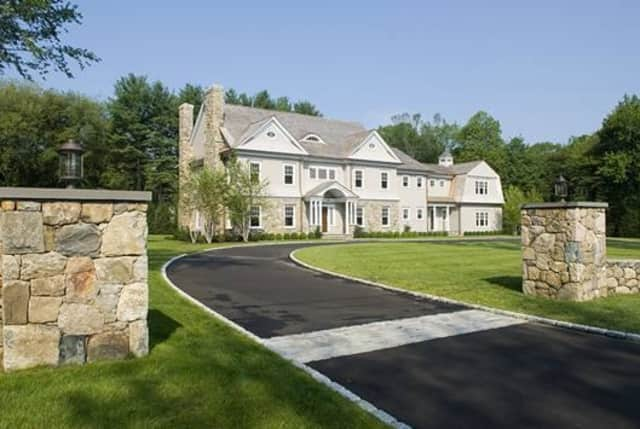 The home at 11 Skyview Lane was recently sold for $3.7 million.