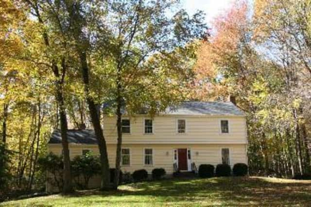 This Ridgefield home on Deer Hill Drive sold for almost $700,000 this week.