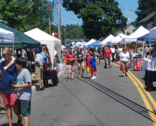 Hundreds of people will gather along Main Street in Georgetown for the annual Georgetown Day Festival this Sunday.