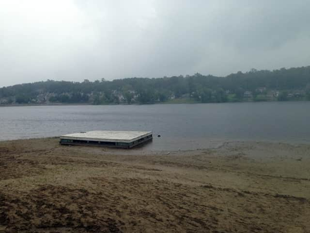 Lake Kenosia in Danbury