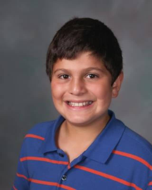 The Wooster School 6th Grade Student of the Month is Jack Barsh '19 of Somers, NY.