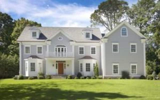 The home at 11 Autumn Lane, New Canaan recently sold for $2.6 million.