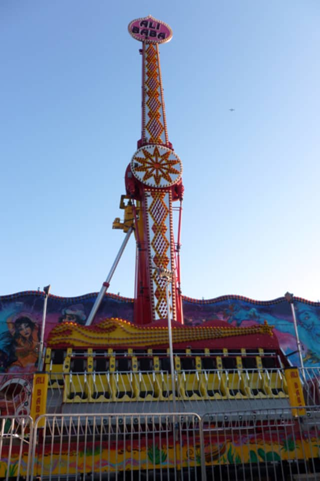 Enjoy a day of carnival rides, games, food and fun at Westport's annual Yankee Doodle Fair this weekend.