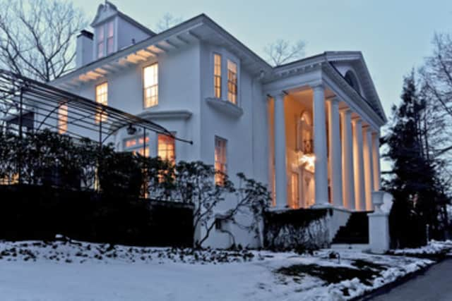 There are several open houses in Chappaqua this weekend.