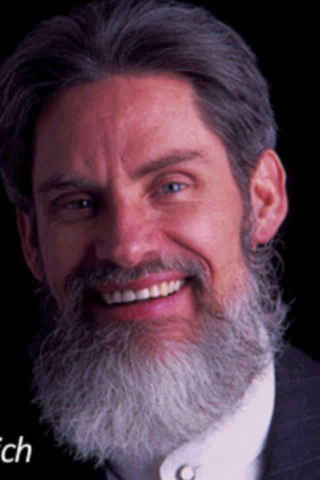 Author and inspirational speaker Andrew Vidich will teach a workshop at the Harrison Library this week on meditation.