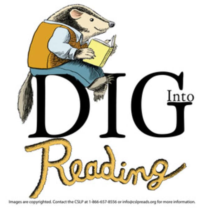 Children in kindergarten through sixth grade are encouraged to take part in the library's summer reading game.