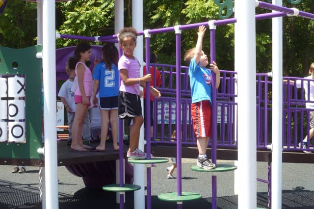 It will be perfect playground weather this weekend in Fairfield County, when sunny skies and cool temperatures are expected