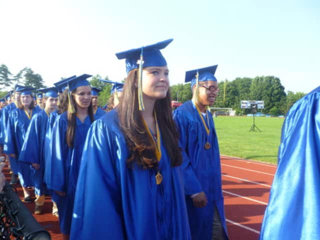 Ardsley High School seniors will graduate Wednesday.