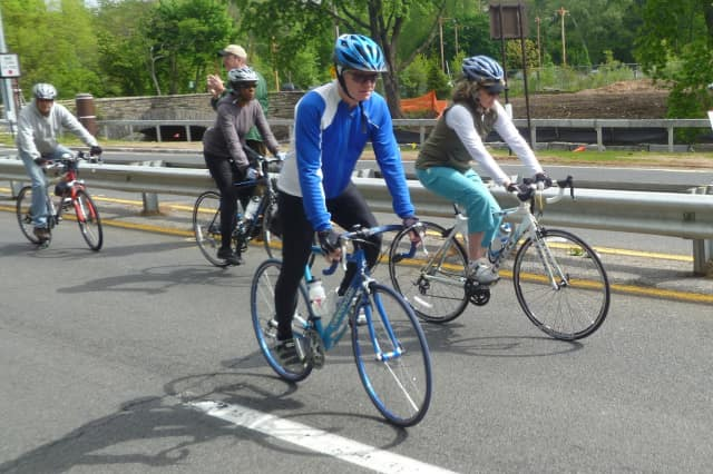 Northern Highlands public safety officials said they would offer a public awareness campaign for bicyclists before writing tickets for violating the rules of the road.