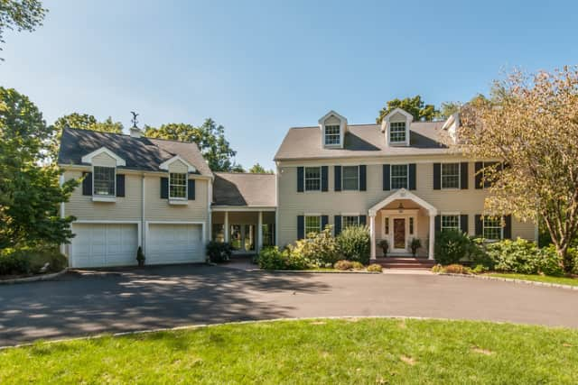 The home at 121 Skunk Road in Wilton recently sold for over $1.215 million.