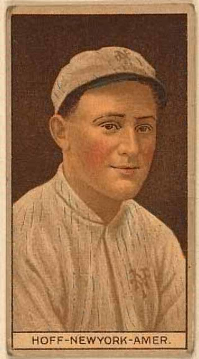 """Ossining native Chester """"Red"""" Hoff holds the distinction of being the longest-lived Caucasian Major League baseball player in history."""