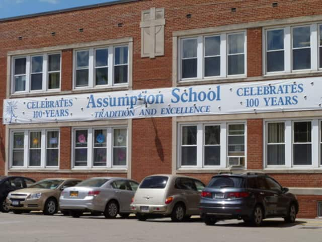 Students will leave Our Lady of Assumption in Peekskill for the last time this week.