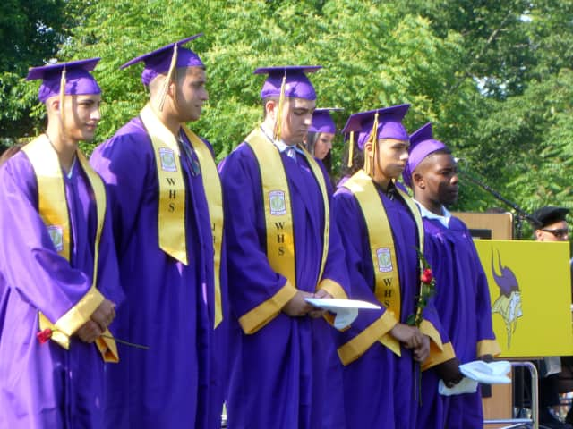Westhill, Stamford and AITE will all hold their graduation ceremonies this week.