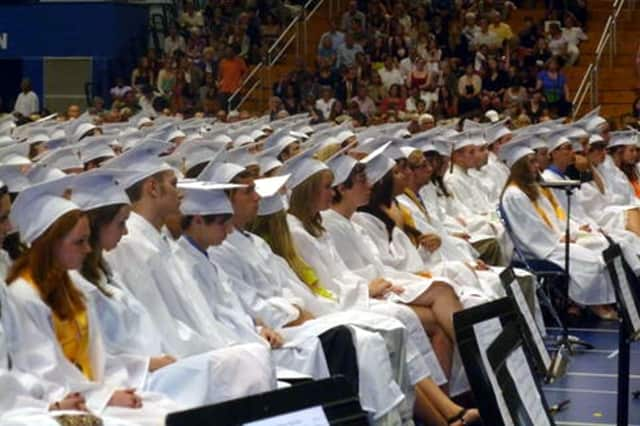Joel Barlow and Mausk High School were ranked among the best high schools in Connecticut.