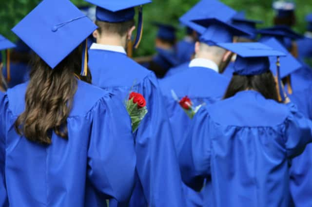 The North Salem High School Graduation topped the news this week.