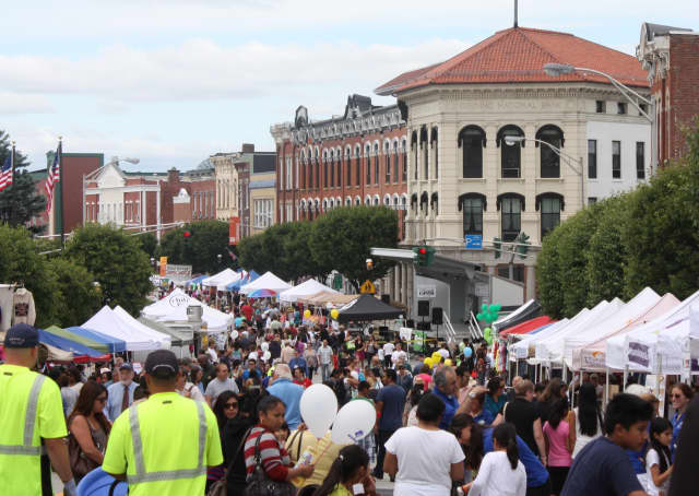 The annual Ossining Village Fair has been scheduled for June 11.