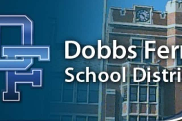 Sixteen Dobbs Ferry Middle School students inducted into National Honor Society.