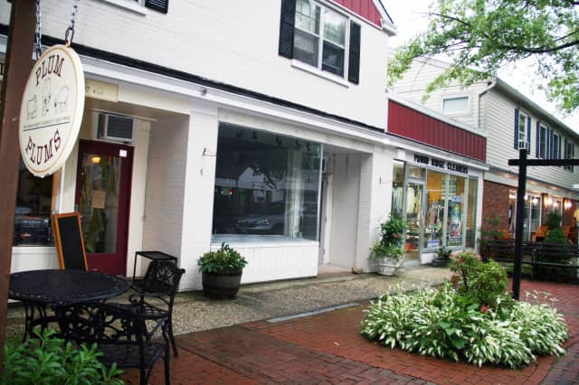 Abitare Designs is planning to move into a vacant storefront on Westchester Avenue in Pound Ridge.