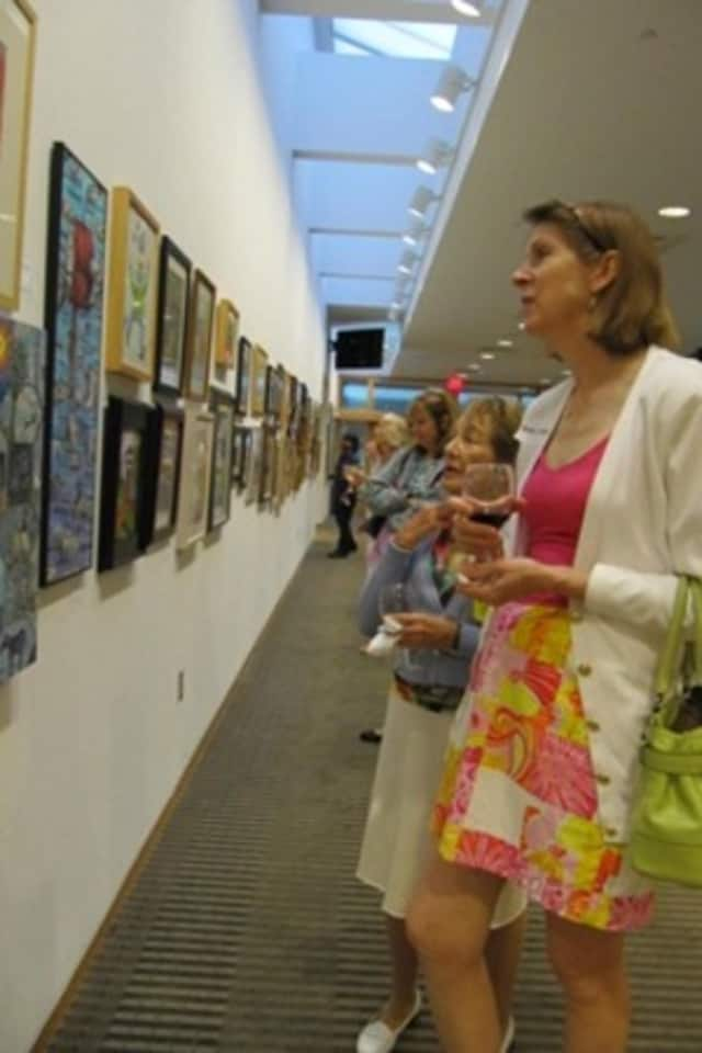 Wilton Library's 69th Annual Summer Show art exhibition will have an opening reception from 6-7:30 p.m. July 12.
