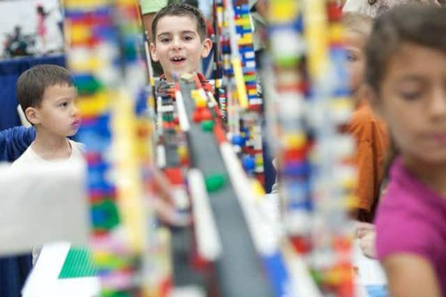 Youngsters will enjoy Play-Well Legos class at Curious-on-Hudson this summer.