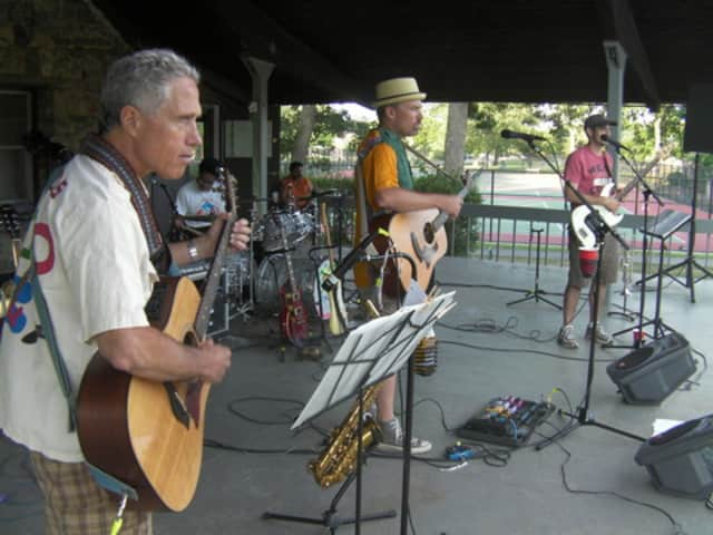 Local band Twist of Fate will perform again this summer in Larchmont.