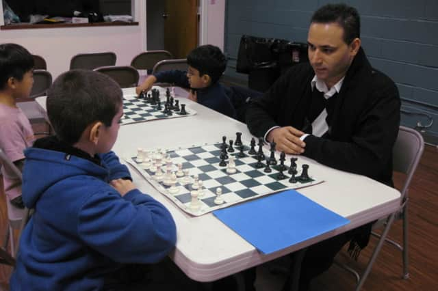 Ardsley youngsters can visit the Ardsley Community Center to enjoy games summer afternoons through July 30.